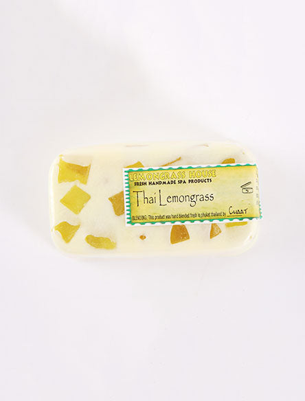 Lemongrass Handmade Soap Bar
