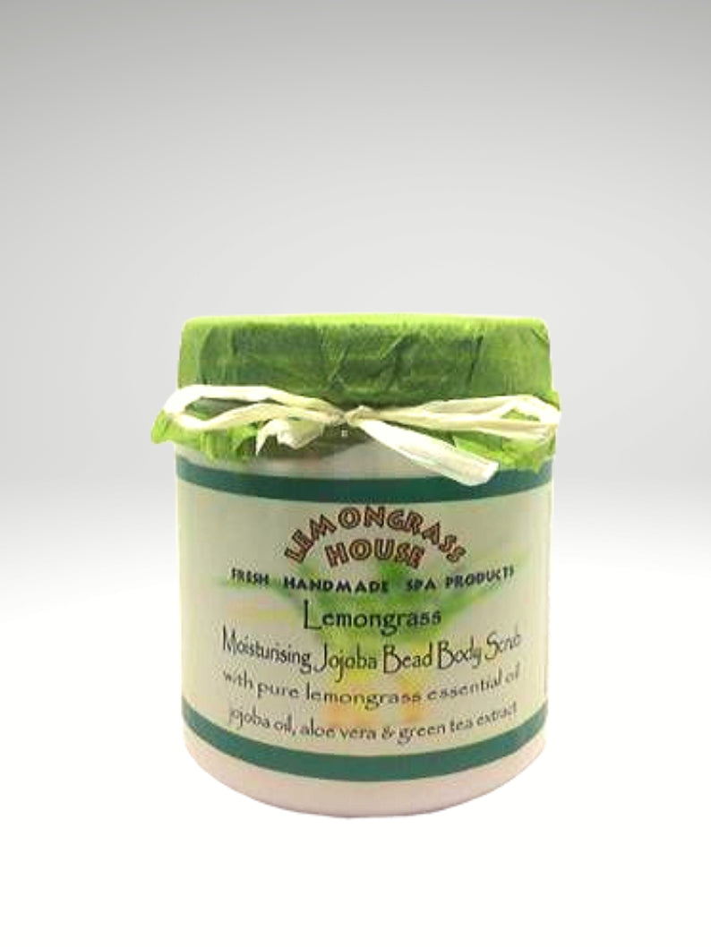 Lemongrass Jojoba Bead Body Scrub