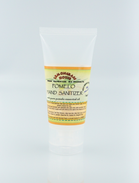 Pomelo Hand Moisturizer and Sanitizer