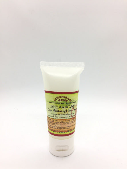 Shea & Rose Extra Moisturizing Hand Cream