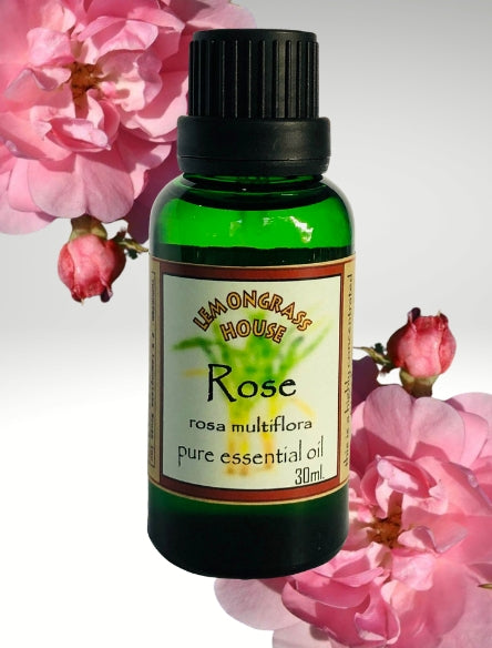 Rose Pure Essential Oil