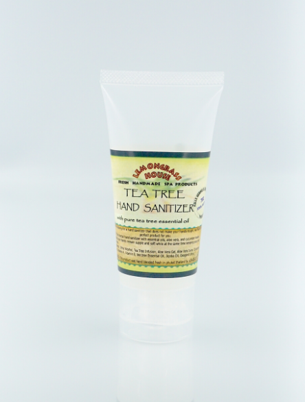 Tea Tree Hand Moisturizer and Sanitizer
