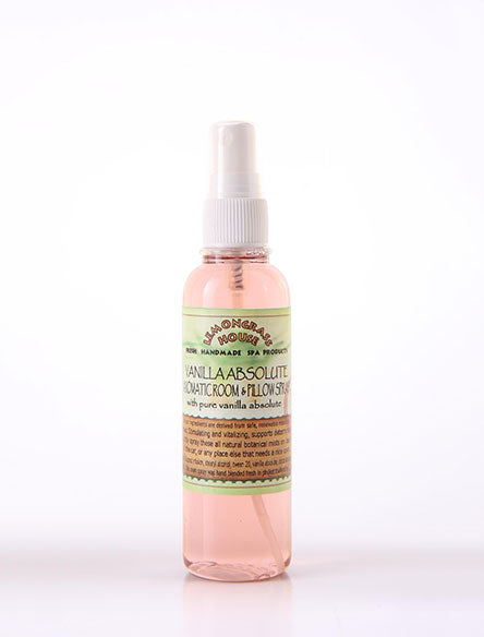 Vanilla Room & Pillow Spray 120ml