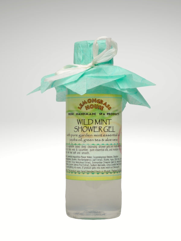 Wild Mint Shower Gel