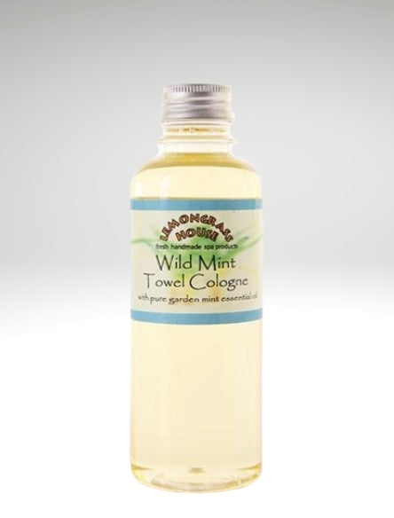 Wild Mint Towel Cologne