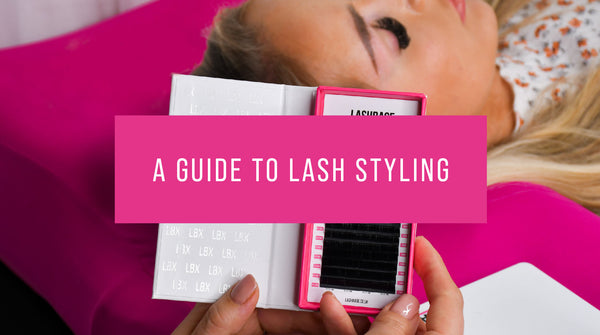 A Guide to Lash Styling