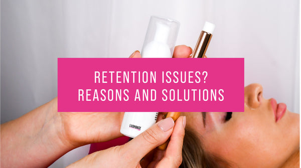 Retention Issues. The Reasons and Solutions