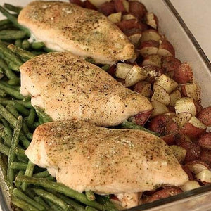 Ranch Chicken & Veggies (Take & Bake)