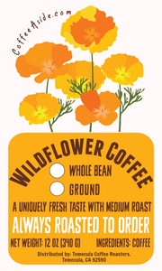 Wildflower Coffee; 12oz [FREE SHIPPING]
