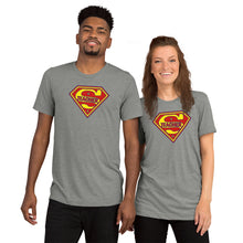 "Load image into Gallery viewer, ""Super Teacher"" Unisex t-shirt (Super Soft)"