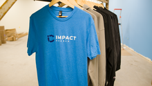 Load image into Gallery viewer, Impact Branded Crew Neck Short Sleeve