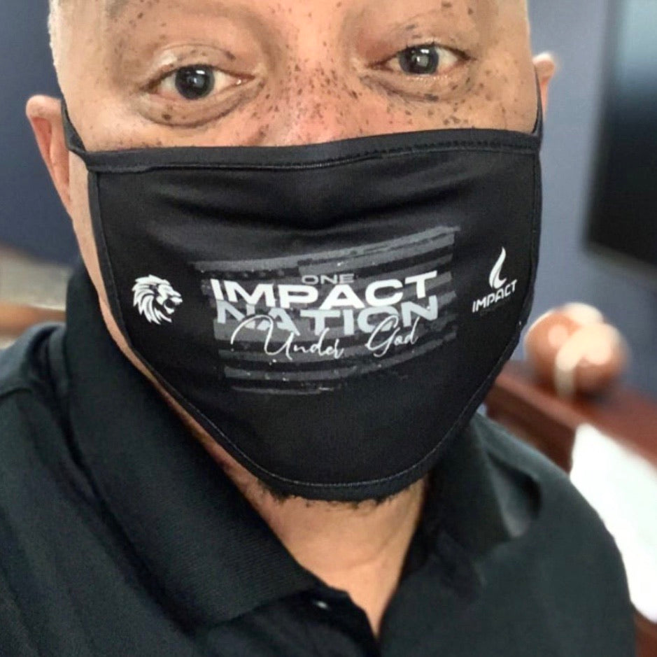 Impact Nation Face Masks