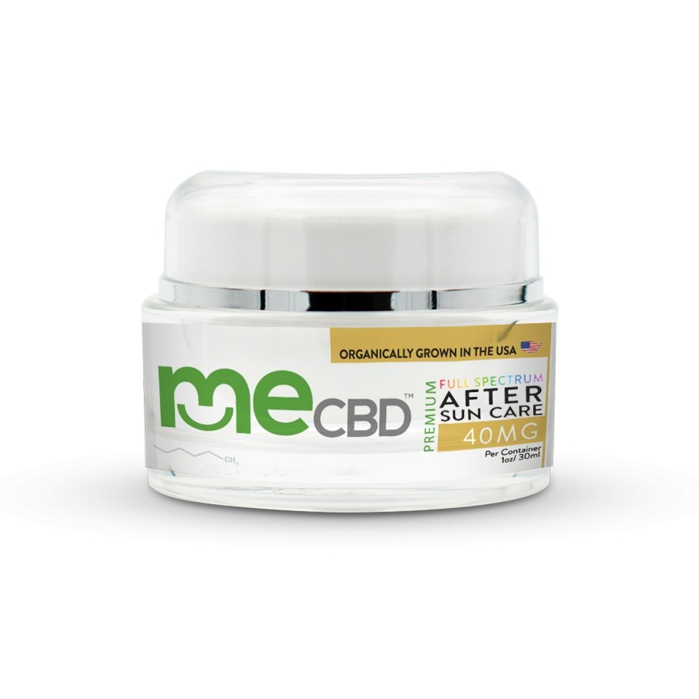 After Sun Care CBD Cream - 1oz - The Hemp Dispense