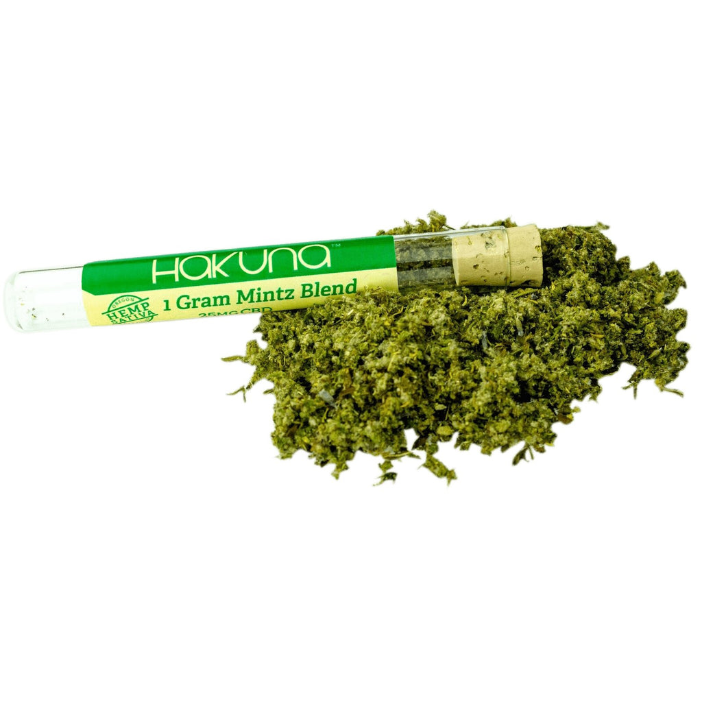 "CBD Hemp Stix ""Mintz"" Blend - The Hemp Dispense"