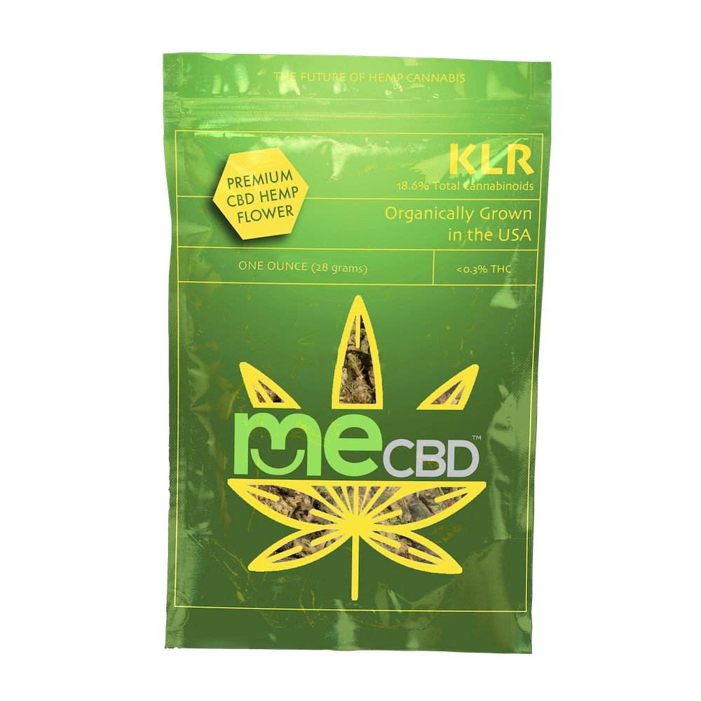 KLR CBD Hemp Flower - The Hemp Dispense