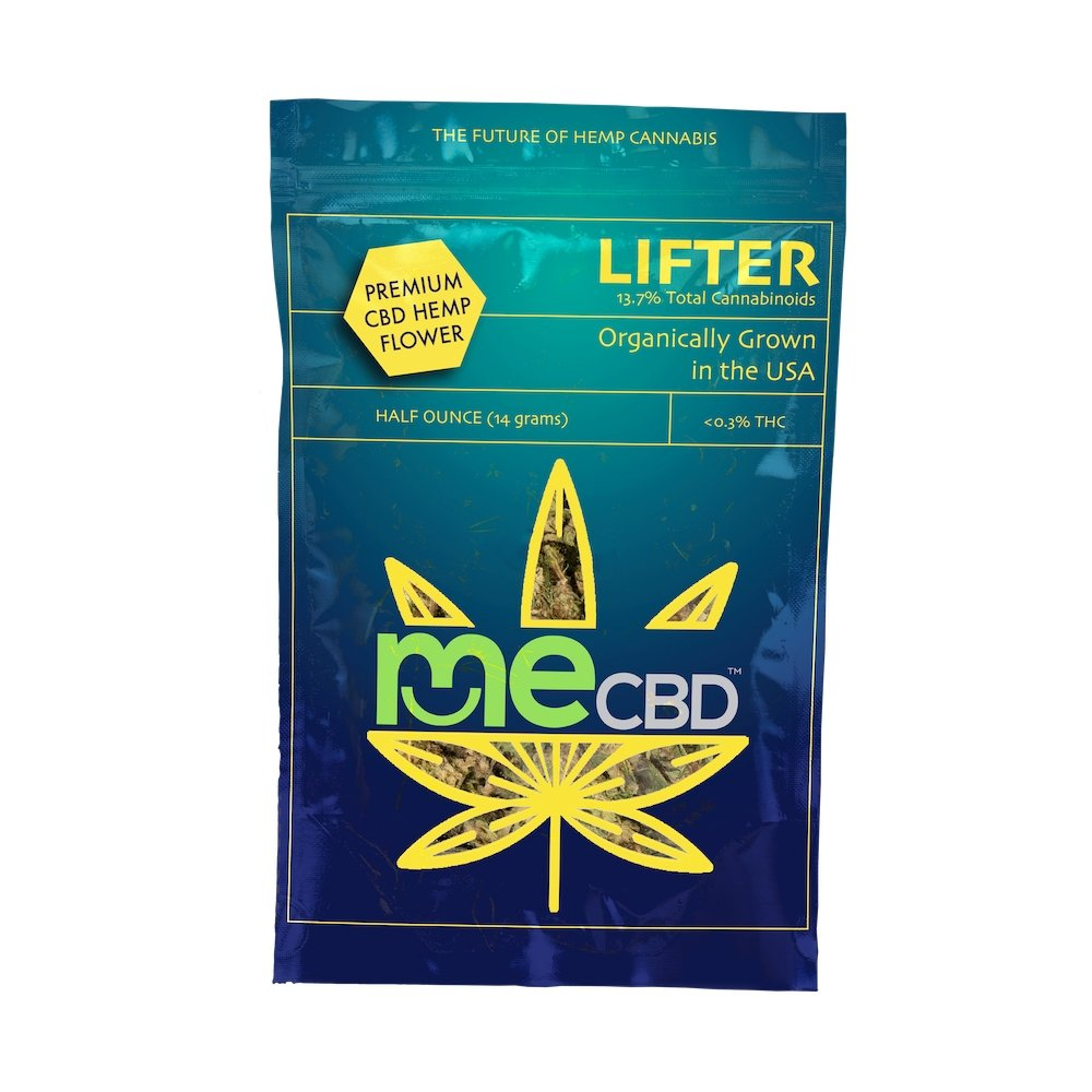 Lifter CBD Hemp Flower - The Hemp Dispense