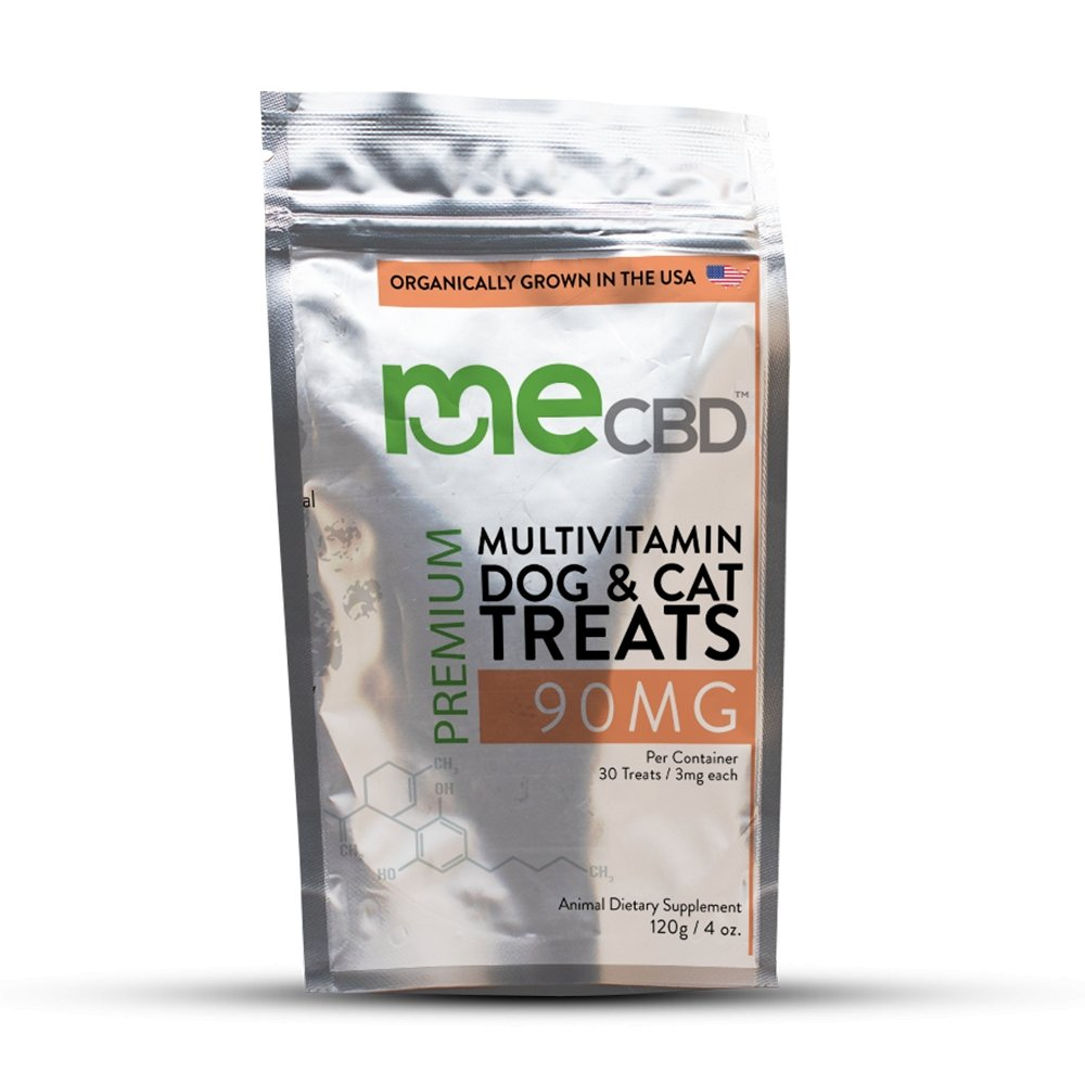 Multivitamin CBD Pet Treats - 90mg - The Hemp Dispense