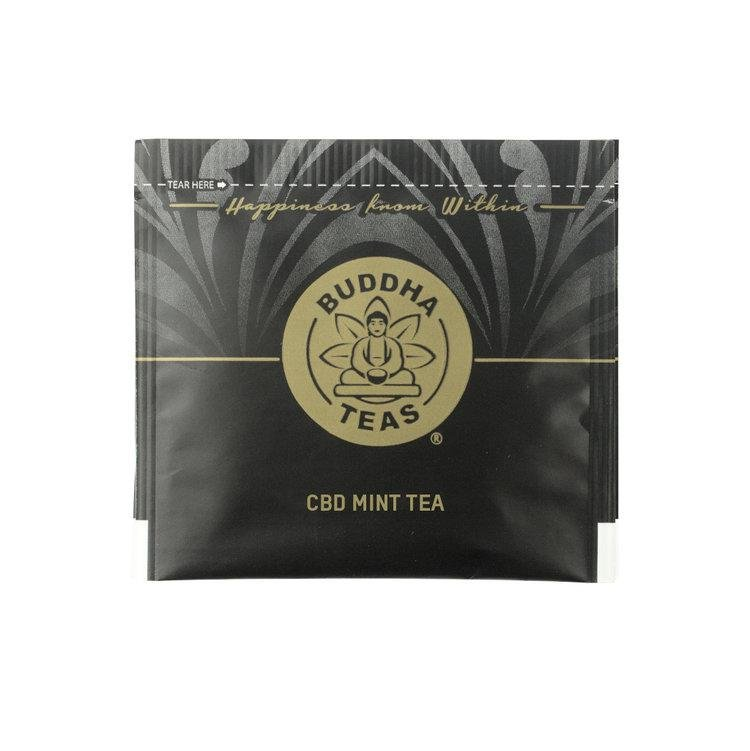 Organic CBD Peppermint Tea - The Hemp Dispense