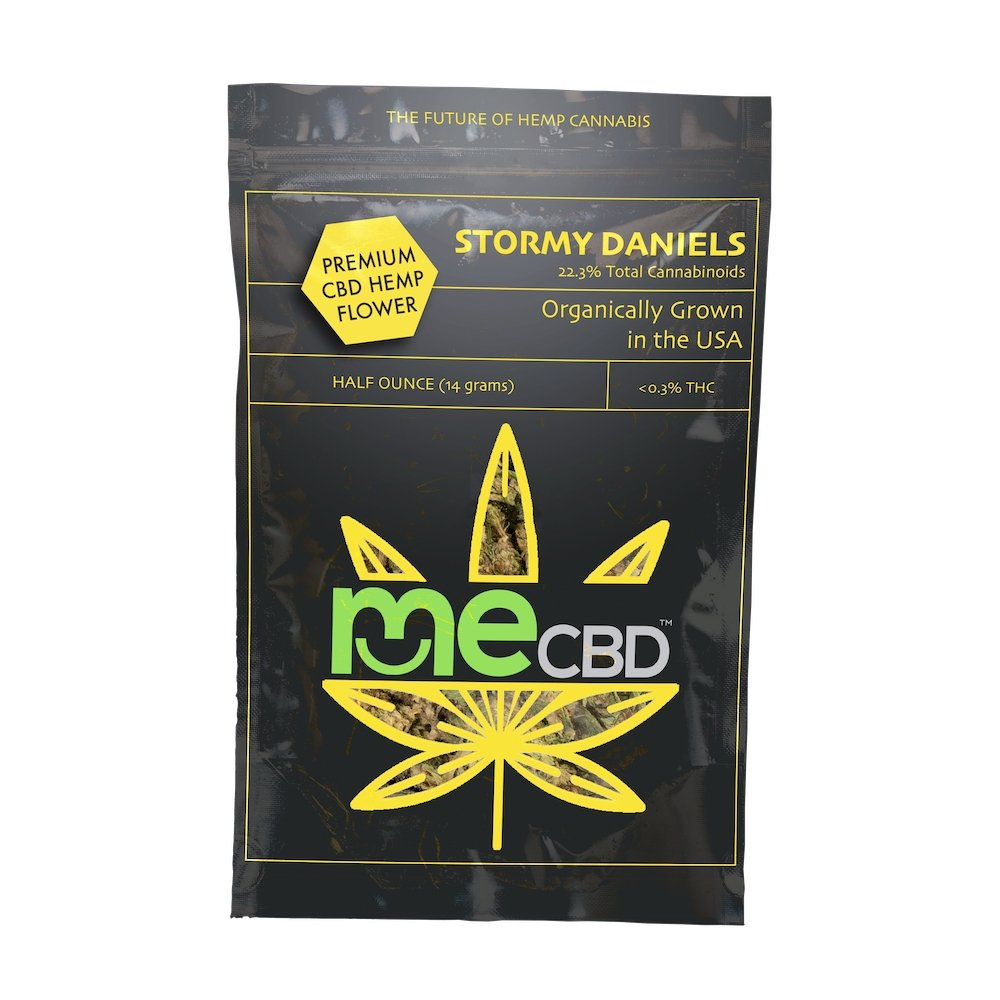 Stormy Daniels CBD Hemp Flower - The Hemp Dispense