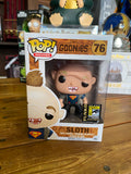 Sloth Goonies Funko POP Vinyl