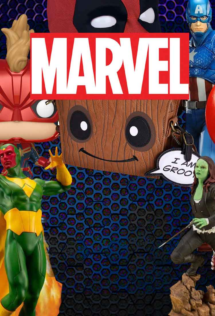 Buy Marvel Collectables & Toys UK