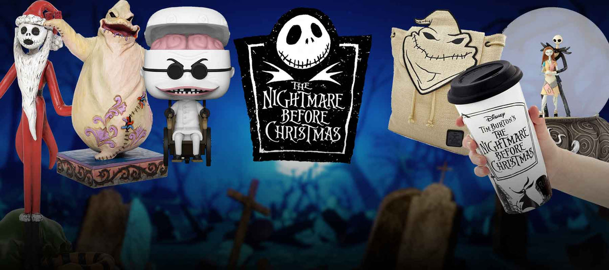 Nightmare Before Christmas Collectable Gifts