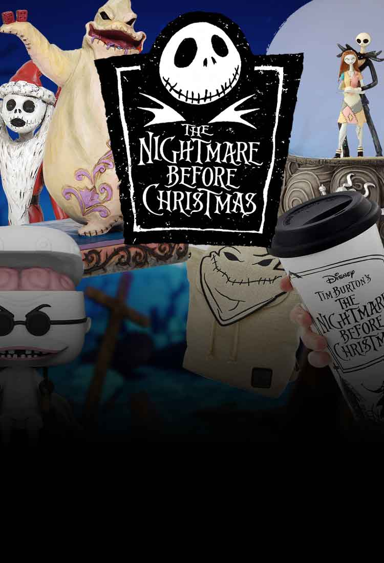 Disney Nightmare Before Christmas Gifts