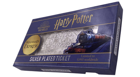 Harry Potter Hogwarts Express Train ticket