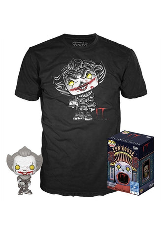 Funko Exclusive Pennywise POP Tee