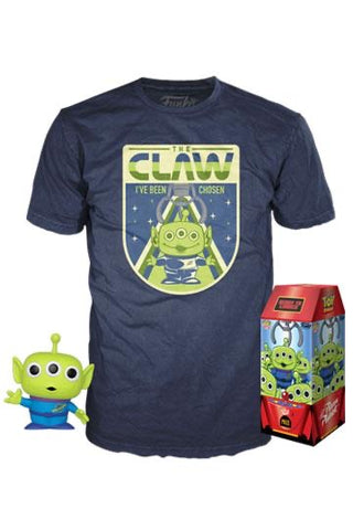 GITD Alien POP T-shirt BOX