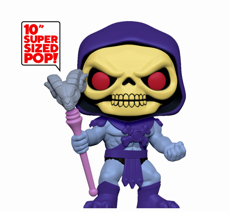 "Skeletor 10"" Funko POP"