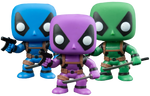 Deadpool Rainbow Squad POPs