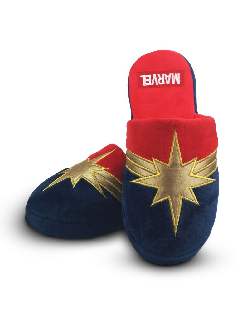 Women's Captain Marvel Slippers