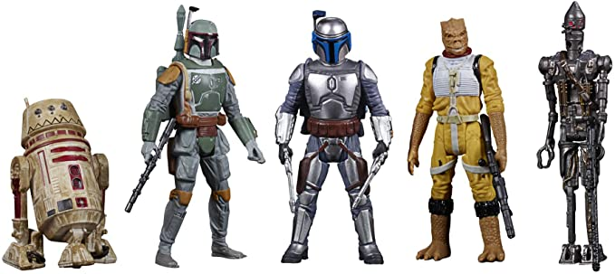 Bounty Hunter 5 Pack