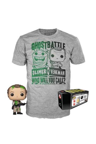 Ghostbusters POP Tee Box