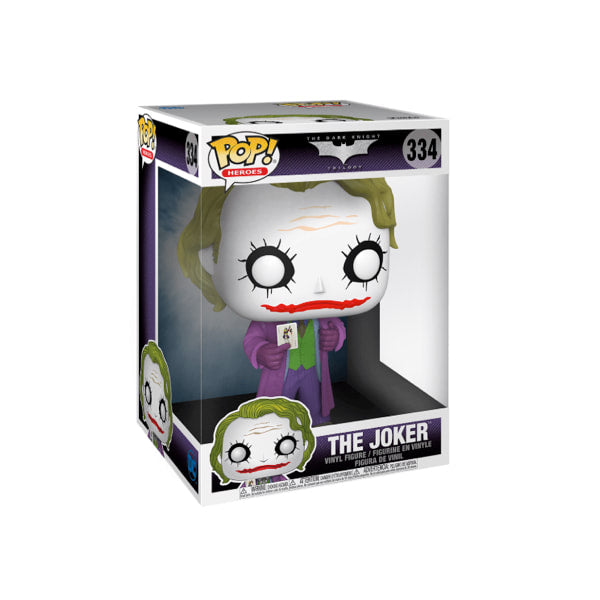 "10"" Joker POP Vinyl Figure"