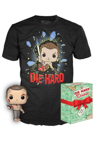 Die Hard Funko POP Box