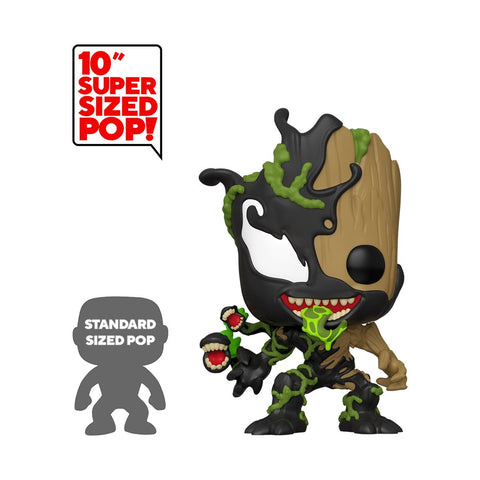 "10"" Venomised Groot Funko POP"