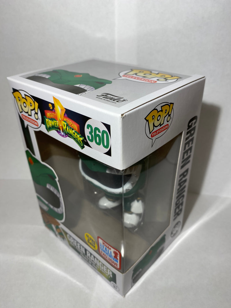 GITD Green Power Ranger Funko POP