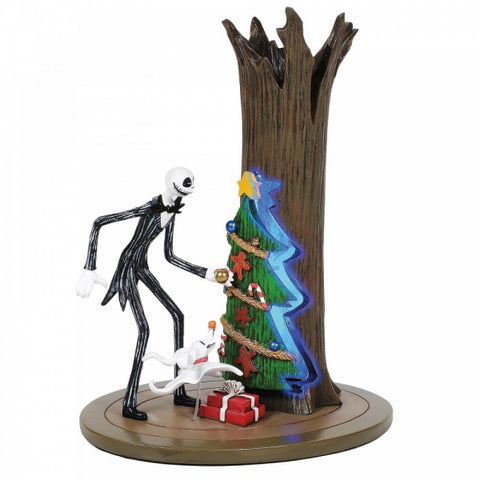 Nightmare Before Christmas Village Ornament