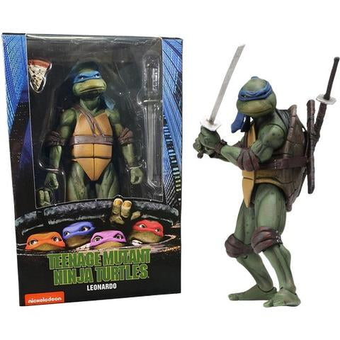 Teenage Mutant Ninja Turtles Leonardo Figure