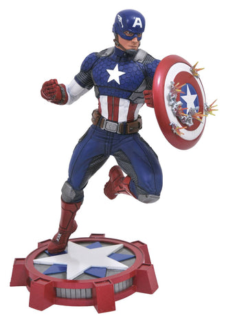 Captain America Gallery Statue
