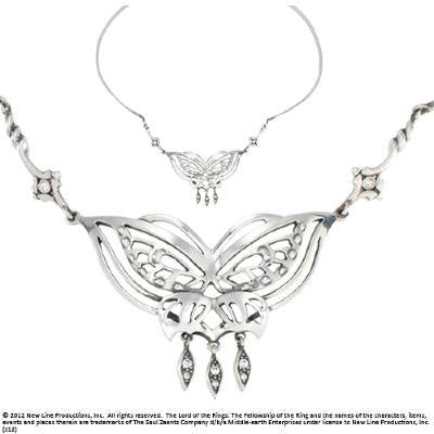 LOTR Arwen Butterfly Necklace