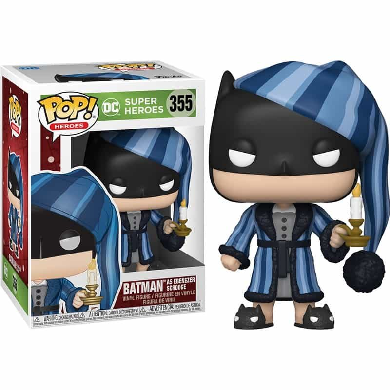 Batman as Scrooge Funko POP