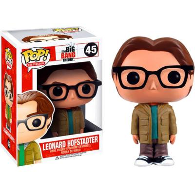 Big Bang Theory Leonard Funko POP Figure