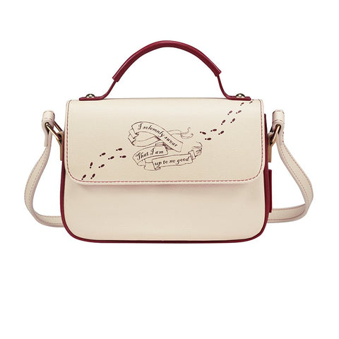 Marauders Map Satchel