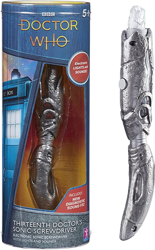 Doctor Who Sonic Screw driver