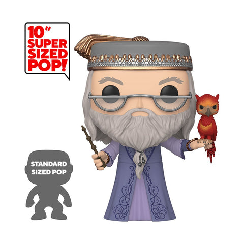 "10"" Dumbledore Funko POP"