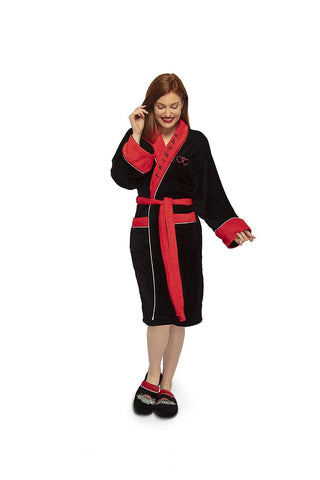 Women's friends dressing gown