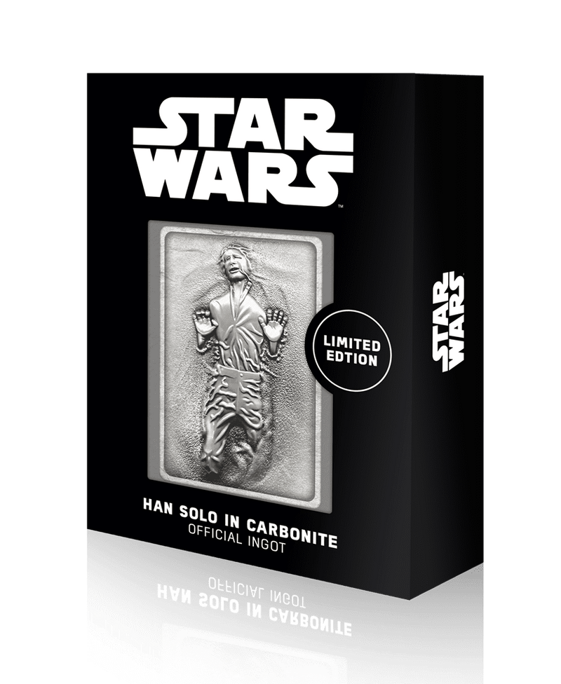 Han Solo Carbonite Ingot